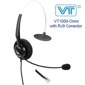 VT1000-RJ9 هدست